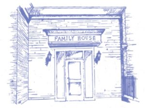 Family House University Place sketch