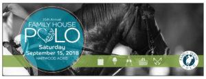 Family House Polo 2018 banner